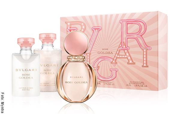 Foto de un perfume marca Bvlgari
