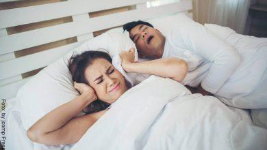 Tips para dejar de roncar y dormir sin molestar a nadie
