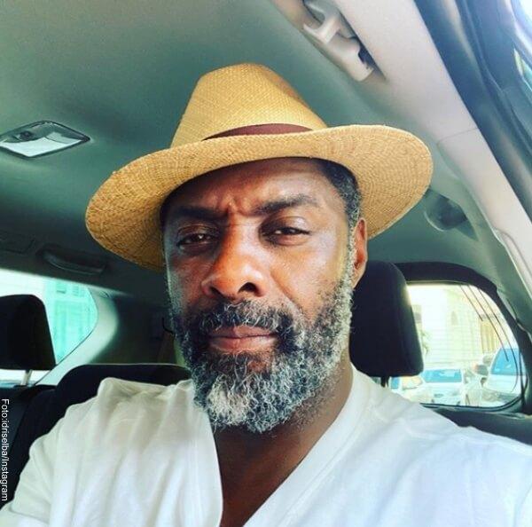 Foto de Idris Elba, uno de los 10 hombres famosos con el rostro perfecto