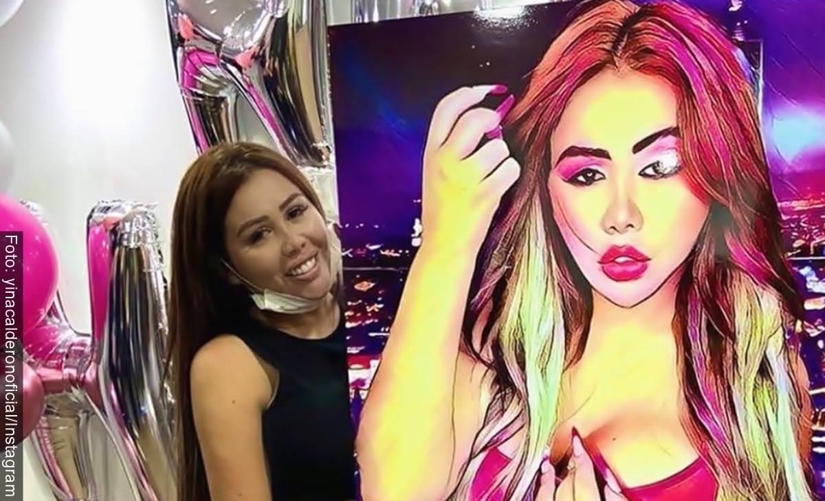 A Yina Calderón se compara con una Barbie y así la trataron