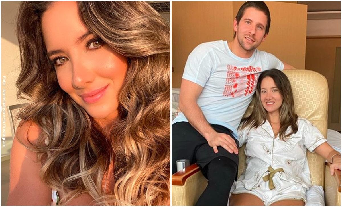 Daniela Álvarez mostró sin vendas cómo se recupera de la amputación