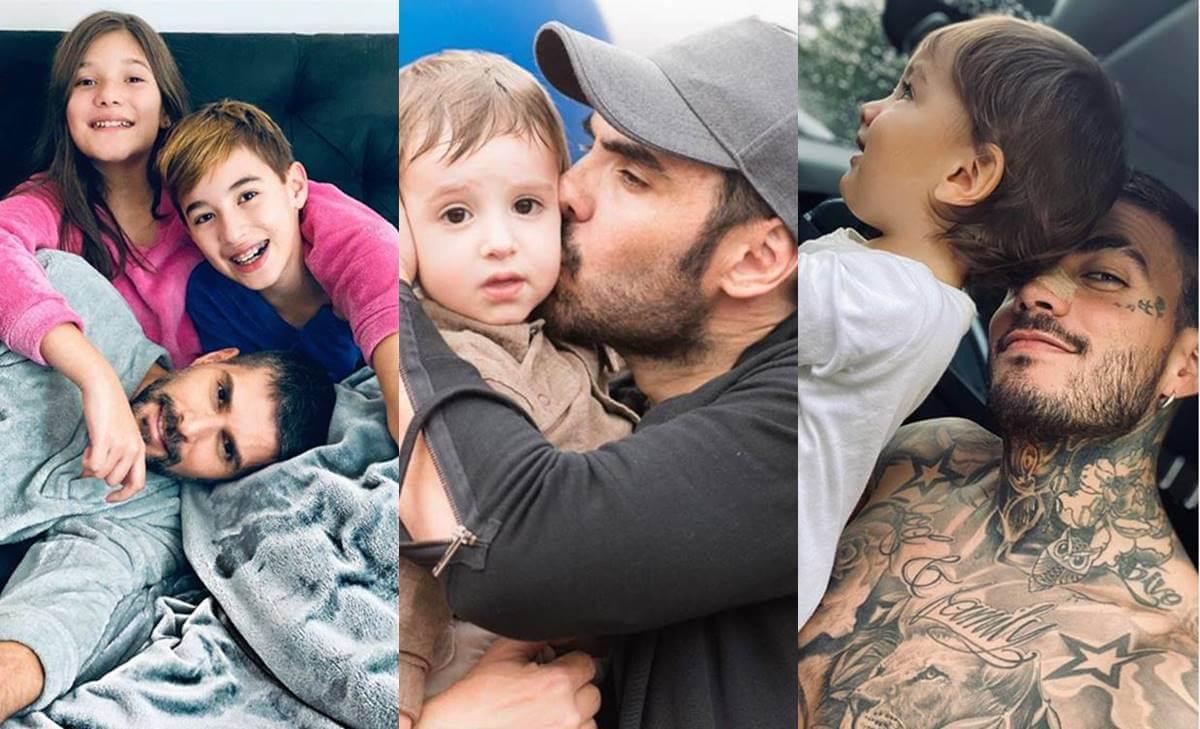 Día del Padre 2020 fue así para los famosos colombianos