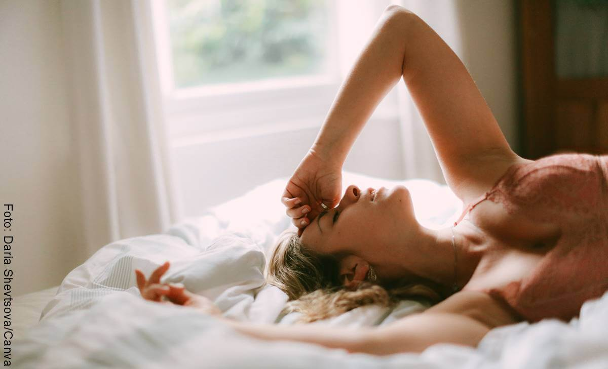¿Es malo dormir con brasier deportivo o de diario?