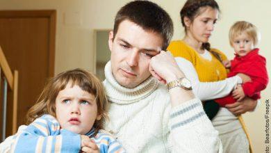 ¿Esposos estresan más a las mujeres que sus hijos?