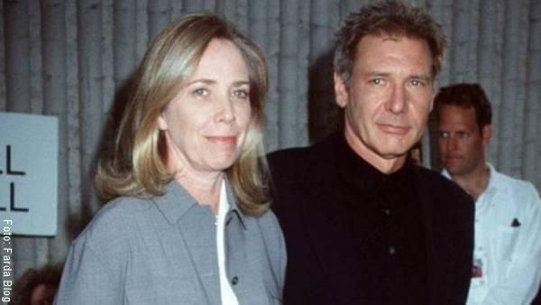 Foto de Harrison Ford y Mary Marquardt