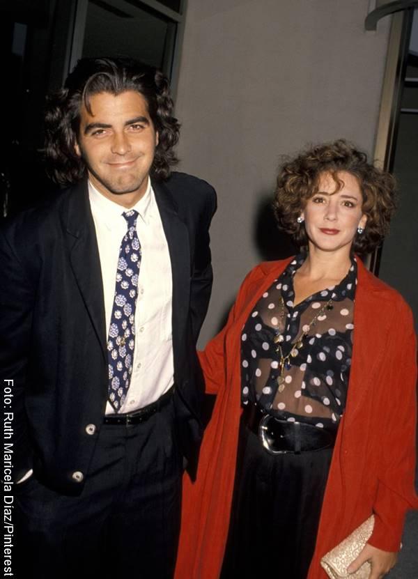 Foto de Talia Balsam, la primera esposa de George Clooney