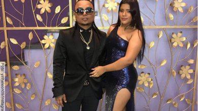 Hija de Yuranis León y Mr Black encendió las redes con bailecito