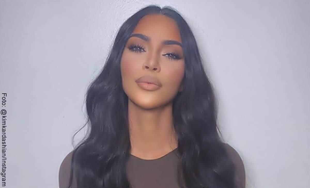 La faja de Kim Kardashian con la que moldea su figura