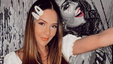 Lina Tejeiro hizo cuentas de su relación con Andy Rivera