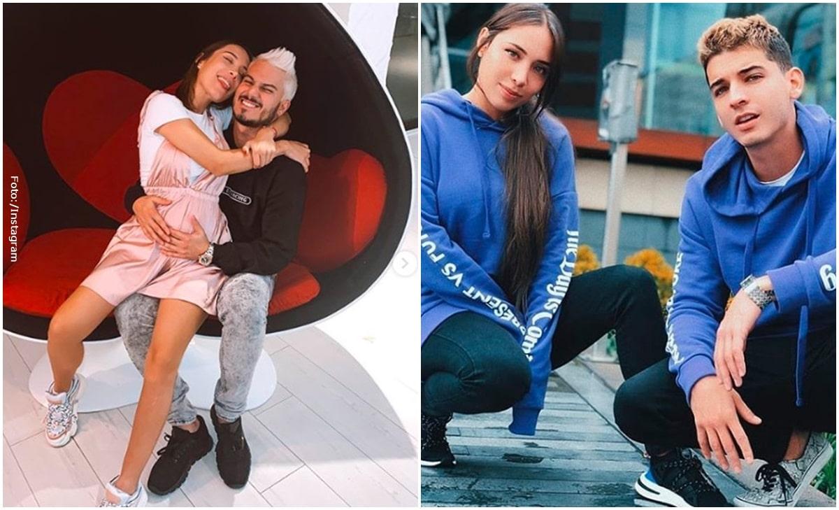 Luisa Fernanda W aclaró cuándo inició su relación con Pipe Bueno