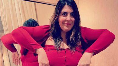 Mujer de talla grande prueba ropa XL y se vuelve viral