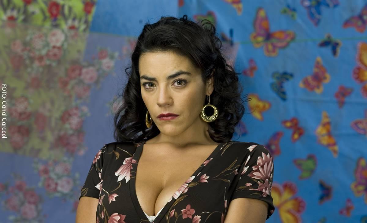 Sandra Reyes de Pedro el Escamoso, antes y después