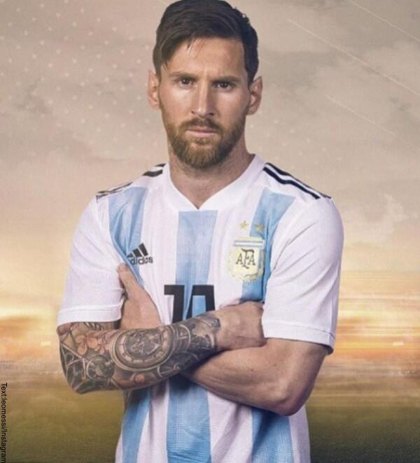 Foto: Messi