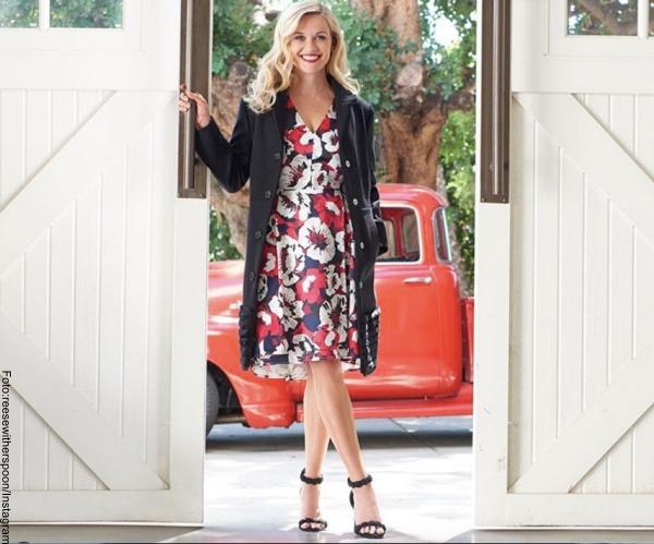 Foto:Reese Witherspoon con uno de los 11 vestidos divinos para mujeres bajitas