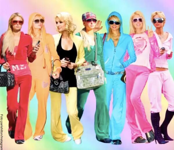 Foto de una de las 12 cosas que Paris Hilton puso de moda