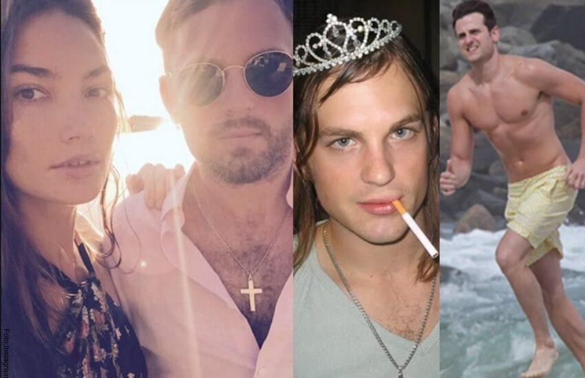Uno de los 7 novios de supermodelos más churros que ellas