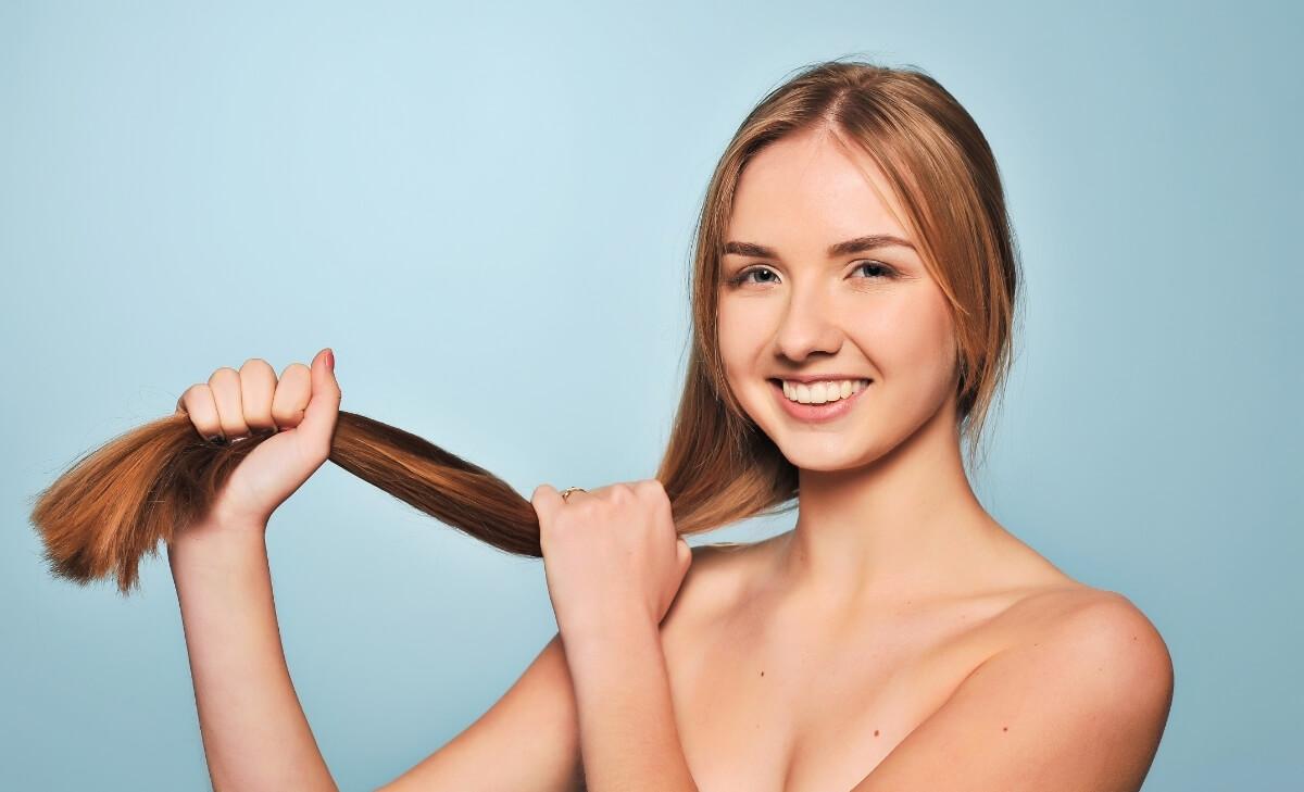 Alimentos ricos en biotina para un cabello largo y brillante