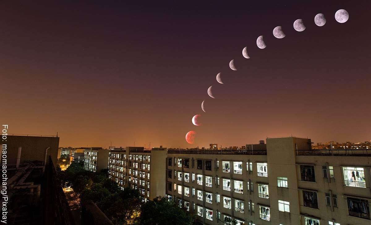 Eclipse lunar del 5 de julio de 2020: La Luna de trueno