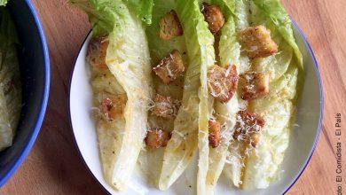 Ensalada César, receta original y deliciosa