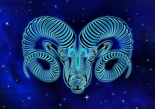 Ilustración de Aries para ilustrar los estereotipos de cada signo zodiacal