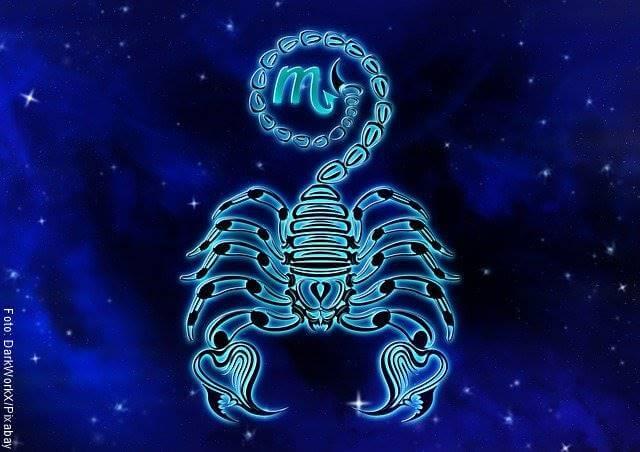 Ilustración de Escorpio