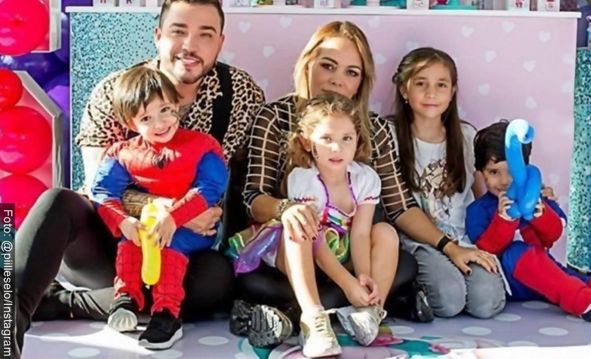 ¿Indirectas de Jessi Uribe a Sandra Barrios por cuota alimentaria?