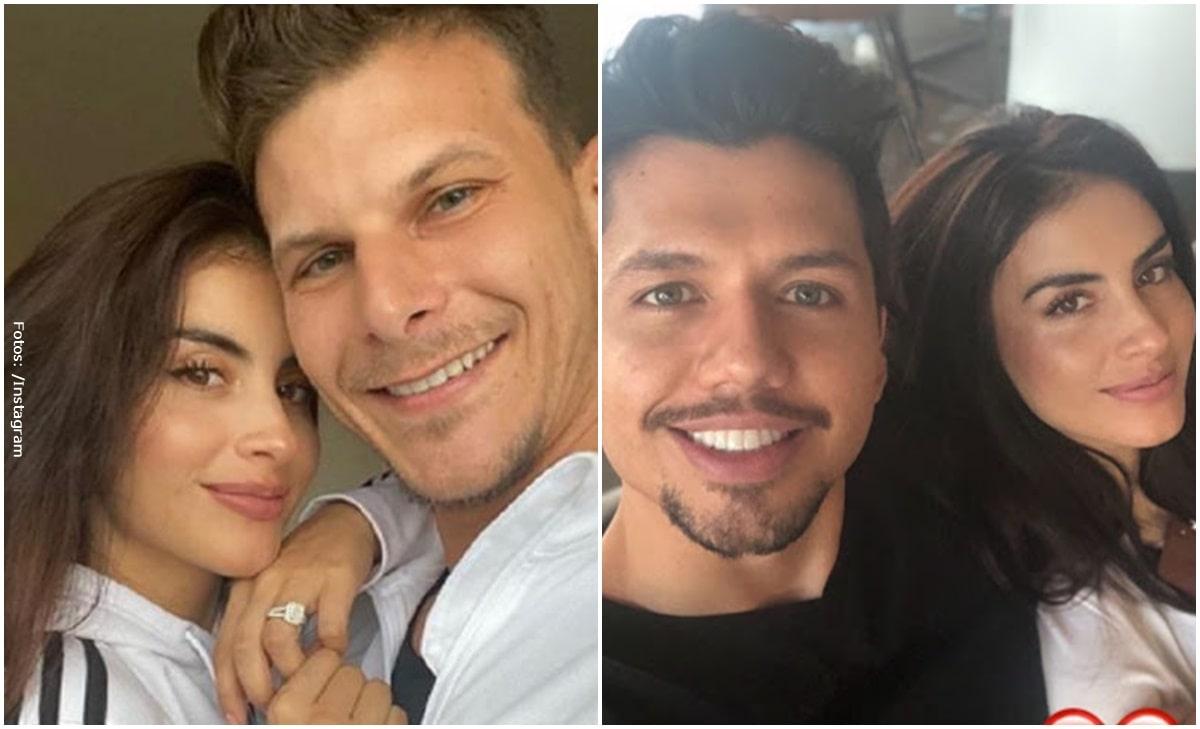 ¿Jessica Cediel volvió con uno de sus ex novios?