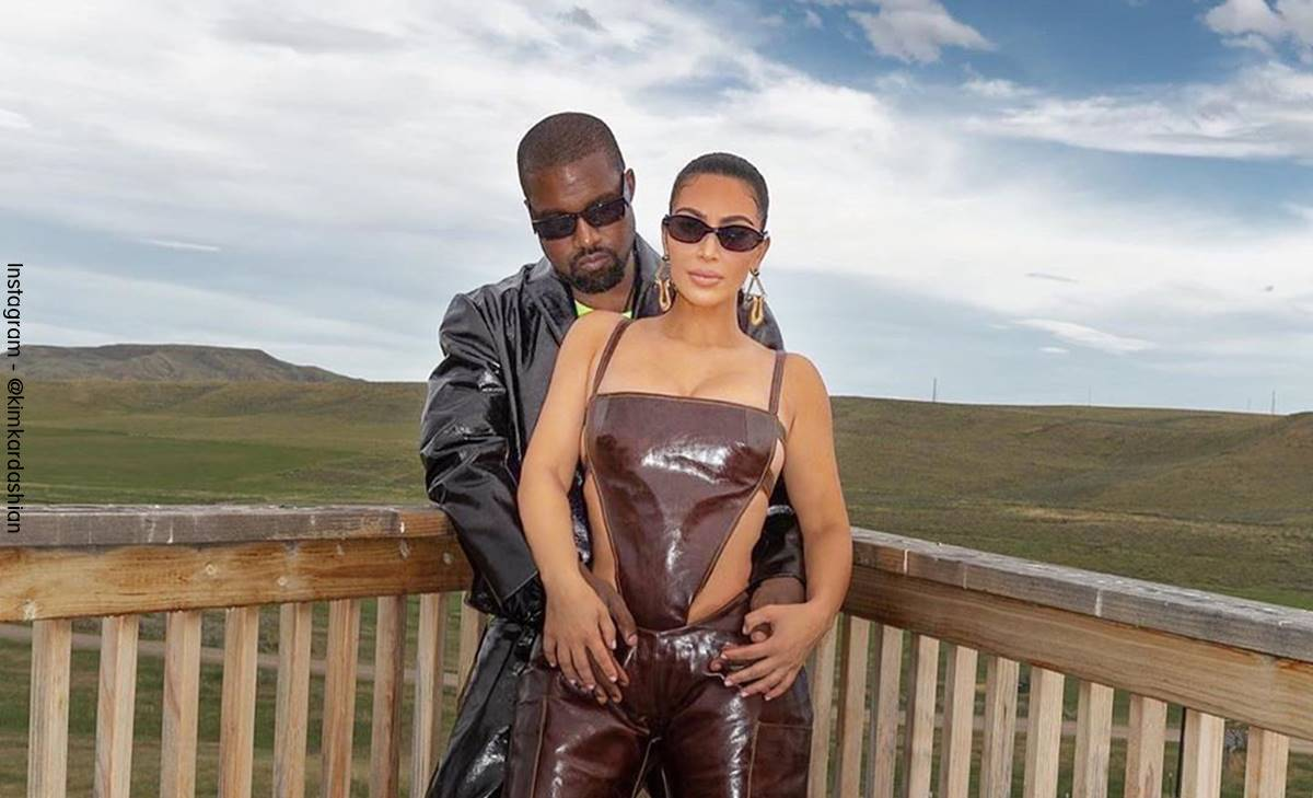 Kanye West se quiere separar de Kim Kardashian y ella ¿también?