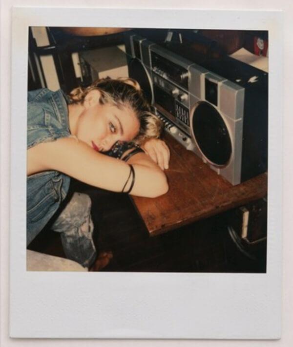 Madonna antes de ser famosa