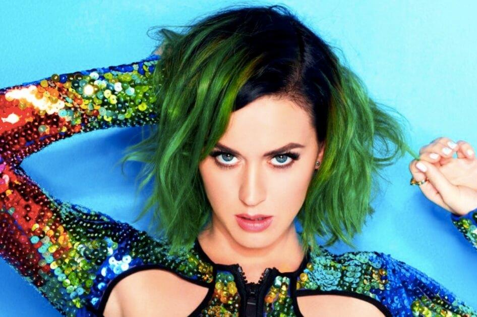 Qué color de pelo le queda peor a Katy Perry