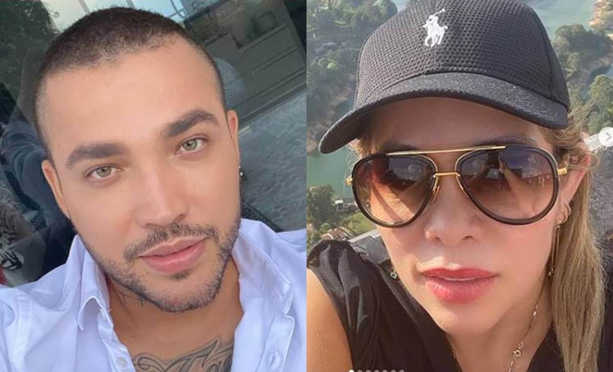 ¿Sandra Barrios tiene novio ya? Eso dice Jessi Uribe