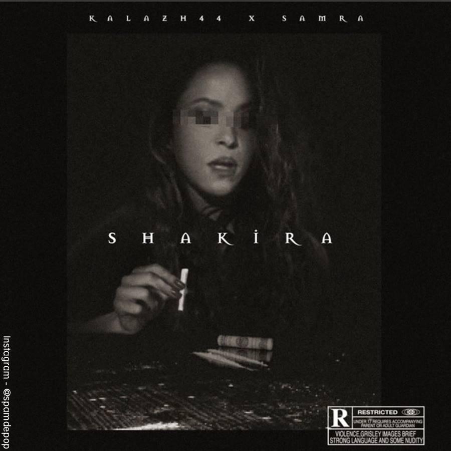 Foto de la imagen que aparece asociada a la canción en la que hablan mal de Shakira