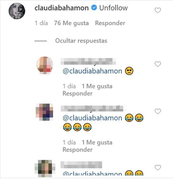 Print de Instagram de Caro Cruz