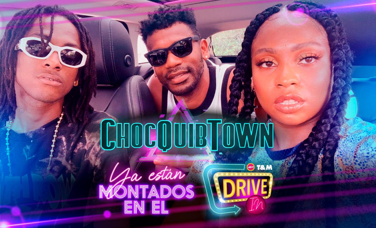Festival Vibra T&M Drive In con ChocQuibTown