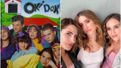 Actrices de 'Oki Doki' se reencuentran después de 20 años