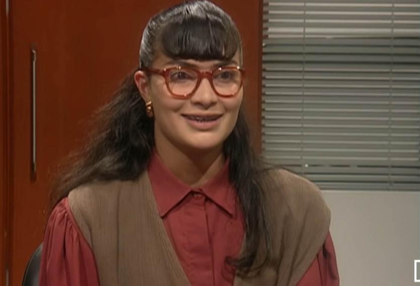 Ana María Orozco interpretando a Betty, en Yo soy Betty, la fea.