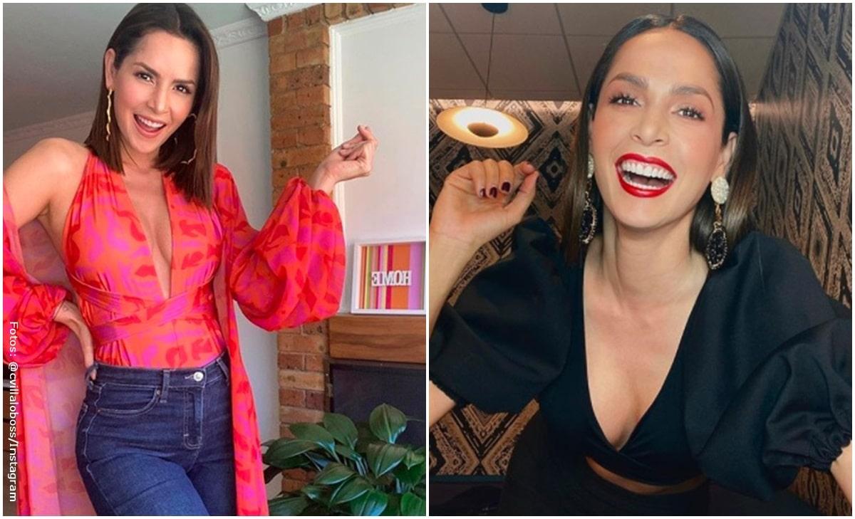 Carmen Villalobos genera carcajadas con gracioso video de TikTok