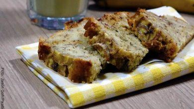 ¿Cómo hacer torta de banano? Receta fácil, ¡como de la abuela!