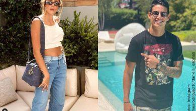 ¿Daniela Ospina y James Rodríguez juntos de nuevo?