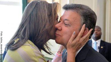 A esposa de Juan Manuel Santos, María Clemencia, le dicen Doña Florinda