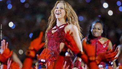 VIDEO: El curioso gemido de Shakira que es viral en redes