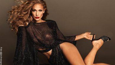 Jennifer Lopez rompió sus redes sociales al subir esta foto