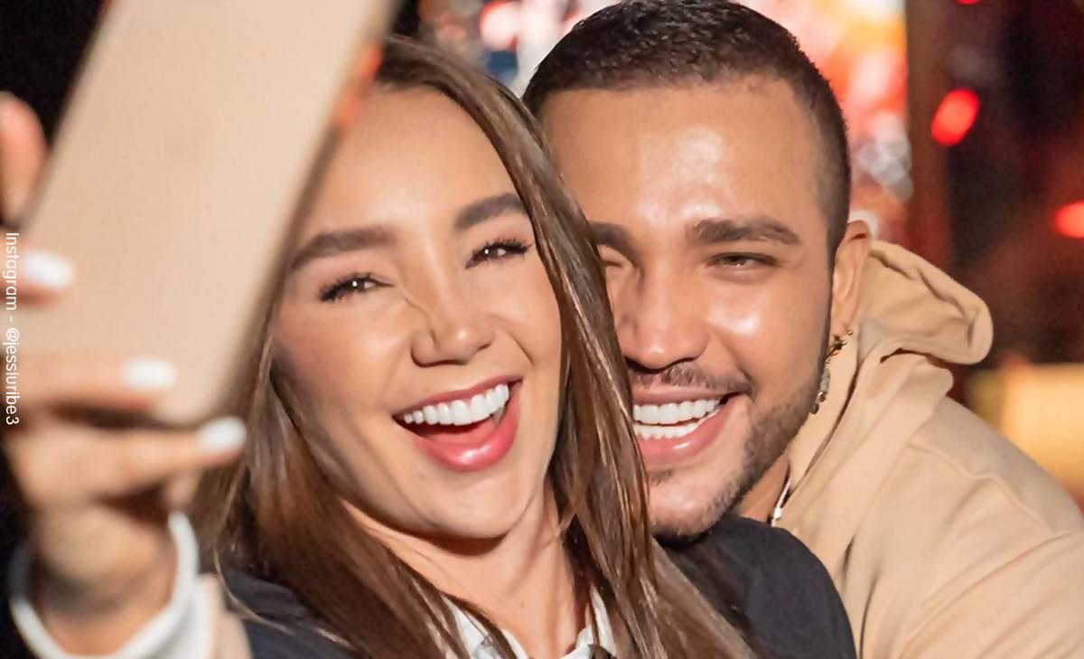 La sorpresa de Paola Jara para Jessi Uribe en su regreso