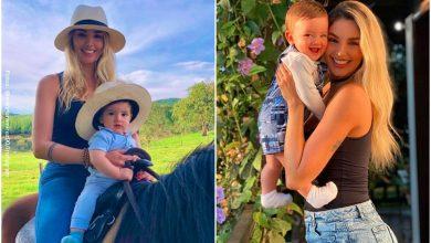 Melina Ramírez trasquiló a su bebé y el video desató miles de risas