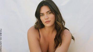 Modelo de talla grande de Victoria's Secret causa sensación