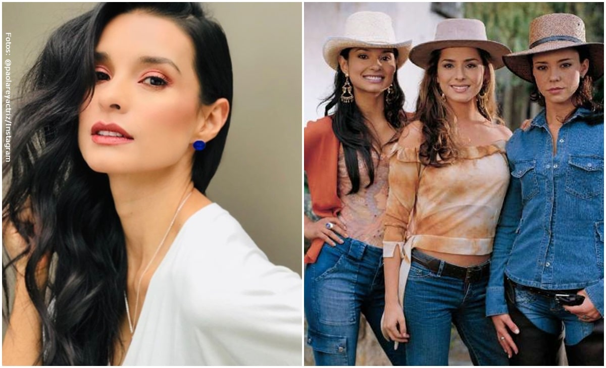 Paola Rey, actriz de Pasión de Gavilanes lució, atrevido escote