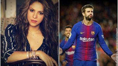 ¿Por qué Piqué tuiteó cánticos contra Shakira y su hijo?