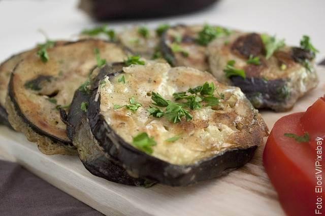 Foto de verduras al horno
