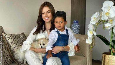 Sara Uribe muestra apartamento y cuarto de hijo de Fredy Guarín