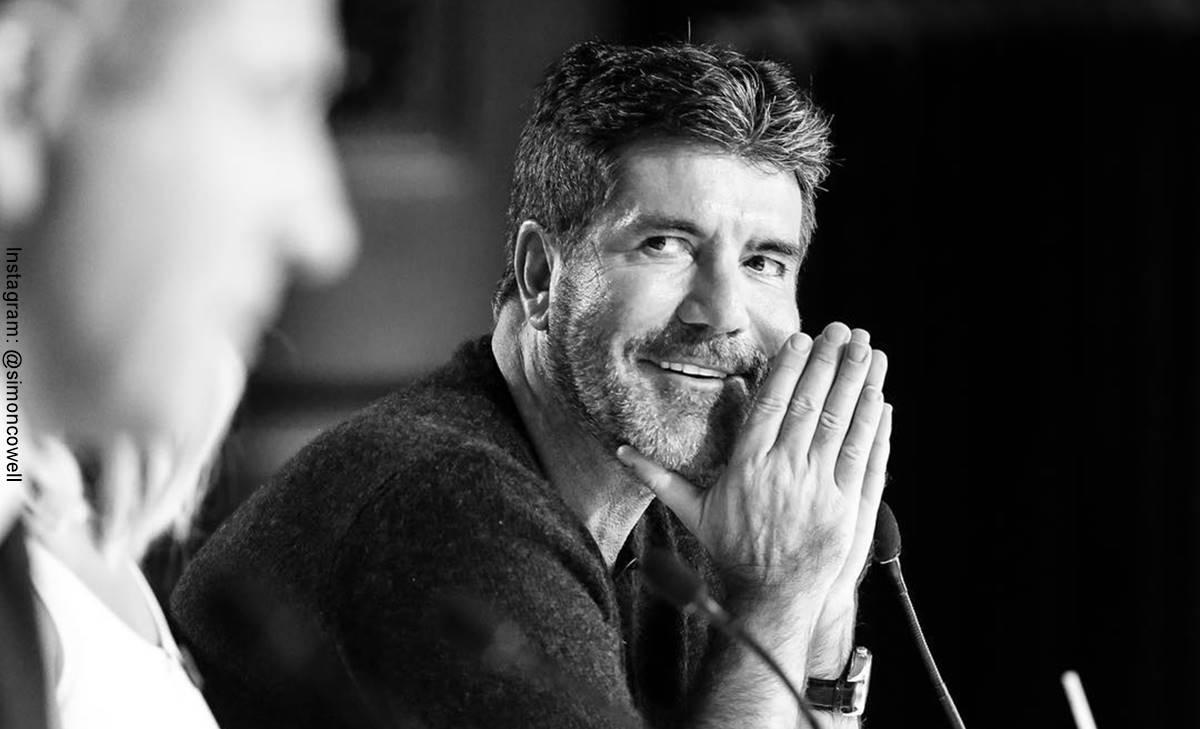 Simon Cowell sufrió un terrible accidente por no leer las instrucciones